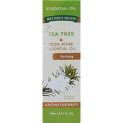 Nature's Truth Essential Oil, 100% Pure, Tea Tree