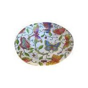 Caspari Parvaneh's Garden Salad/Dessert Plates