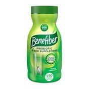 Benefiber Prebiotic Fiber Supplement Powder, Prebiotic Fiber Supplement Powder