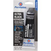 Permatex® 82180 Advanced Formula Maximum Oil Resistance Permatex Ultra Black 82180 Advanced Formula Maximum Oil Resistance Gasket Maker