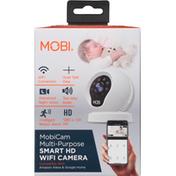 Mobi Smart HD WiFi Camera, MobiCam Multi-Purpose