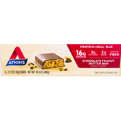 Atkins Protein Meal Bar, Chocolate Peanut Butter