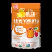 Little Duck Organics Tiny Yogurts + Probiotics Mango & Goji