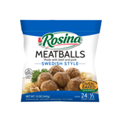 Rosina Meatballs, Swedish Style