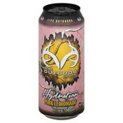 Realtree Energy, Non-Carbonated, Hydration, Pink Lemonade