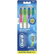 Oral-B CrossAction Vitalizer Toothbrush, Soft