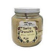 Whole Spice Garlic Granules