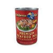 California Girl Premium Seafood Mix