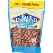 Blue Diamond Almond Roasted Salted