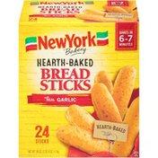 New York Style Hearth-Baked New York Bakery Hearth-Baked Bread Sticks