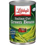 Libby's Italian Cut Green Beans