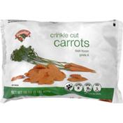 Hannaford Crinkle Cut Carrots