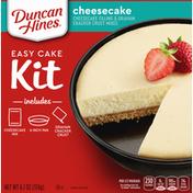 Duncan Hines Easy Cake Kit, Cheesecake