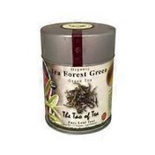 The Tao of Tea Tea Forest Green Tea Loose Leaf Tin