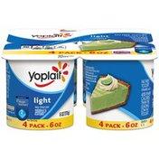Yoplait Light Key Lime Pie Fat Free Yogurt