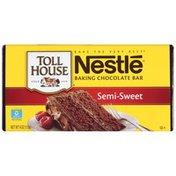 Toll House NESTLE  Semi-Sweet Chocolate Baking Bar