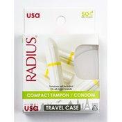Radius Tampon/Condom Case