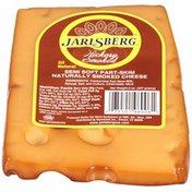 Jarlsberg Semi Soft Part-Skim Naturally Hickory Smoked Cheese
