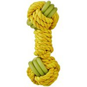 Leaps & Bounds Small Assorted 2-End Knot Dog Rope
