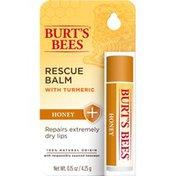 Burt's Bees Honey Rescue Lip Balm