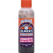 Elmer's Slime Activator, Confetti, Magical Liquid