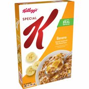 Kellogg's Special K Breakfast Cereal, 11 Vitamins and Minerals, Made with Real Bananas