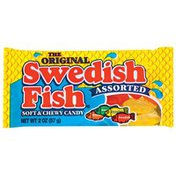 Swedish Fish Original Soft & Chewy Assorted Candy