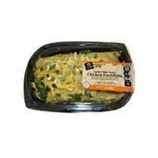 Signature Cafe Single Serve Chicken Enchilada With Green Chile Sauce