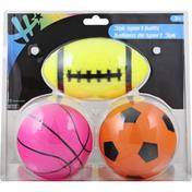 Hedstrom Balls, Sport, 3pk