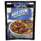 Food Club Beef Stew Seasoning Mix