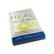 Nutri Books Heal Your Pain Now Book