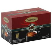 Stephen's Hot Cocoa, Gourmet, Chocolate Mint Truffle, Cups