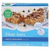 Food Club Essential Choice Fiber Bars