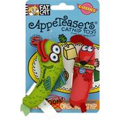 Fat Cat Catnip Toys, Appeteasers