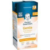 Gerber Gentle Non-GMO Concentrated Liquid Infant Formula, Stage 1