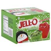 Jell-O Gelatin Snacks, Lemon-Lime, Strawberry