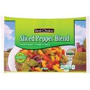 Best Choice Sliced Pepper Blend