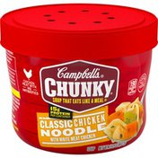 Campbell's® Chunky® Classic Chicken Noodle Soup