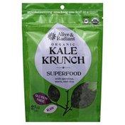 Alive & Radiant Kale Krunch, Organic