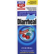 Rite Aid Pharmacy Anti-Diarrheal, Cherry Mint