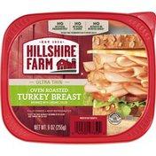 Hillshire Farm Ultra Thin Deli Sliced Turkey Breast Lunchmeat Oven Roasted Turkey Breast