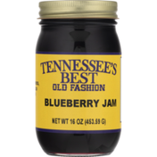 Tennessee's Best Jam, Old Fashion, Blueberry, Jar