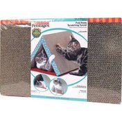 Petstages Fold Away Scratching Tunnel Toy  For Cats