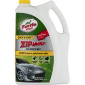 Turtle Wax Quick & Easy ZipWax Car Wash & Wax