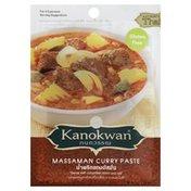 Kanokwan Gluten Free, Massaman Curry Paste, Bag