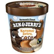 Ben & Jerry's Ice Cream Karamel Sutra® Core