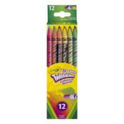Crayola Erasable Colored Pencils Twistables