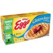 Eggo Gluten Free,Frozen Waffles, Original