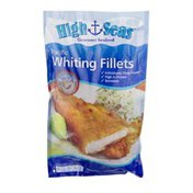 High Seas Gourmet Seafood Pacific Whiting Fillets