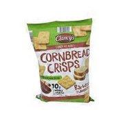 Clancy's Barbecue Cornbread Crisps